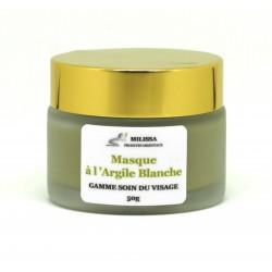 Masque à l'argile blanche (50g)