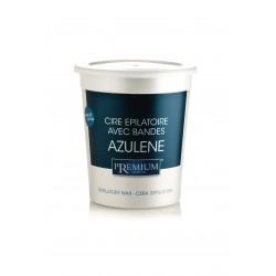 Cire jetable en pot - Azulène (700ml) - par 12