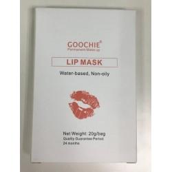 Masque anesthésiant pour lèvres